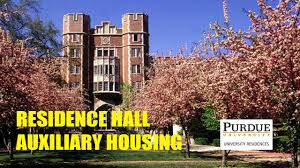 University Residences Residence Hall Auxiliary Housing Purdue