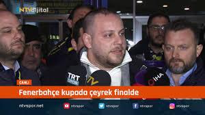 NTV Spor #MaskeniTak - #CANLI - Fenerbahçe yöneticisi Alper Pirşen açıklama  yapıyor