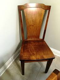 maple wood dining room table. dining chairs: solid maple room chairs ethan allen table and wood