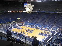 Rupp Arena Seating Chart Rupp Arena Section 228 Kentucky Basketball Rateyourseats Com