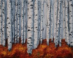 autumn aspens prints on canvas fine art paper metal or wall decals alison galvan s fusion art