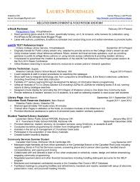 Library Resume Hiring Librarians School Librarian Example Hiring