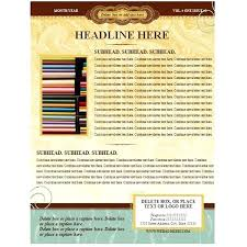 Microsoft Office Templates For Publisher Microsoft Office Template Newsletter Tlcmentoring Info