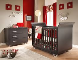 Baby Nursery : Pictures 1 Of 18 Beautiful White And Red Ba Nursery .