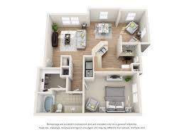 Apartment Sunroom 3D Floorplan Apartment Sunroom Nongzico
