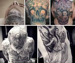 что публикуют в своих Instagram известные татуировщики Furfur
