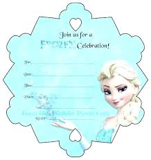 make your own frozen invitations handmade frozen invitations frozen invitation fever template free