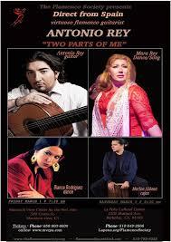 Antonio Rey United States tour: San Francisco Bay Area, Freno, Portland,  New York. Directly from Spain, Antonio Rey who un…   Flamenco, Flamenco  dancers, Guitarist