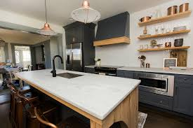 alabama white marble countertops with blue cabinets lauren brown twin construction 3