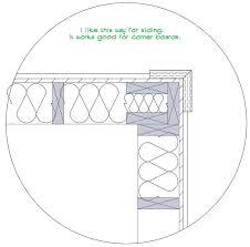 2x6 Exterior Walls Building Corners Framing Contractor Talk