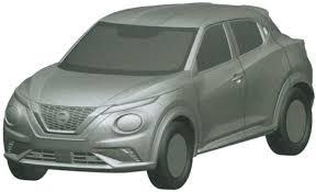 В России запатентовали новый <b>Nissan Juke</b>