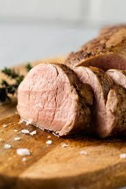 Pork Tenderloin Doneness Chart Sous Vide Pork Tenderloin Recipe