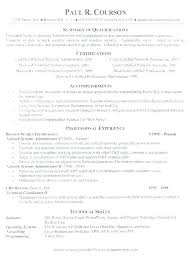 Network And Computer Systems Administrator Sample Resume Magnificent Systems Administrator Resume Click Here To Download This Systems