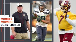 Washington Redskins Qb Depth Chart How Redskins Jay Gruden Decided To Draft Dwayne Haskins