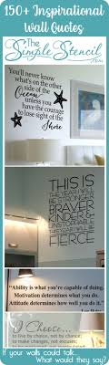stand principle quote wall decal. A Collection Of Over 150 Inspiring Wall Quotes To Help You Ring In The New Year. Use These Easy Install, Removable Decals Motivate Stick Stand Principle Quote Decal