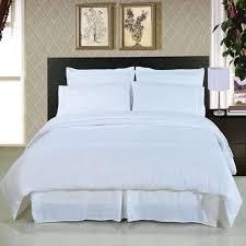 incredible 8 pc solid white bedding set royal tradition solids white bedding set plan