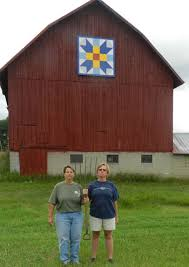 Visit Ludington - Mason County Barn Quilt Trail, Cultural Trail in ... & Each quilt is actually an 8' x 8' plywood square in which the barn owner  (or an artist of their choice) can paint a design. The barn owner is  responsible ... Adamdwight.com