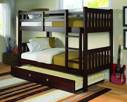 A great breakdown on bunk beds for kids! This mom discussed all the  different factors Save  Twin over Twin Bunk Bed with Trundle ...