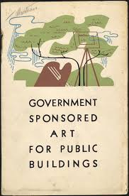 works progress administration facts government sponsored art for public buildings facts about the