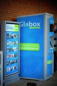Dvd Vending Machine Franchise Custom Globox Puts An International Twist On DVD Rentals Kiosk Marketplace