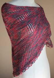 Knit Shawl Pattern Free Cool Inspiration Ideas