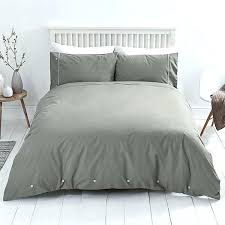 sainsburys duvet covers duvet s home skies plain grey brushed cotton bed linen within s bedding