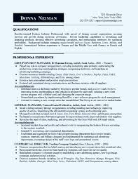Sales And Marketing Resume Samples Sales Marketing Resume format Awesome Sales and Marketing Manager 19