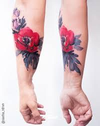 акварель татуировки в санкт петербурге Rustattooru