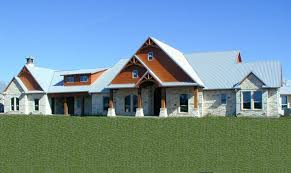 image of texas style ranch house plans 3d