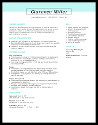 Resume Complete Functional Resume Format And Writing Tips Myperfectresume