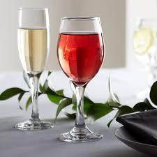 Wine Glass Shape Chart Types Of Wine Glasses Choosing Red White Rose Glasses
