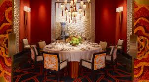 the result is a truly refined setting in which you will savor the area s best tan cuisine two private dining rooms each accommodating up to 10 people