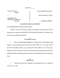 13 Printable Legal Petition Template Forms Fillable Samples In Pdf