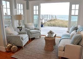 beach house decor coastal. dream beach cottage with neutral coastal decor sitting room house