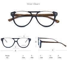 Prescription Eyeglasses Frames Men Myopia Glasses Frame Wood Grain Optical Glasses Frame For Women Spectacles Frame Expensive Eyeglass Frames Eyeglass