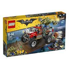Nơi bán Bộ đồ chơi LEGO Batman Movie - Người Cá Sấu Killer Croc 70907 (460  Mảnh Ghép) giá rẻ nhất tháng 04/2021