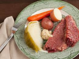 Cooking Light Corned Beef Cabbage Slow Cooker Corned Beef With Cabbage Carrots And Potatoes