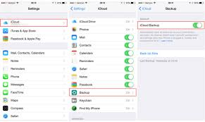 How To Backup Your Iphone To Apples Icloud