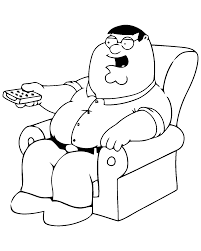Small Picture Family Guy Coloring Pages Coloring Coloring Pages