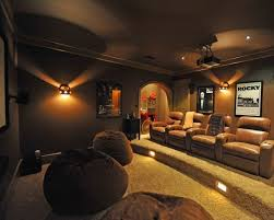 home theater floor lighting. Modren Theater Home Theater Floor Lighting Remarkable On Interior And 35 Best Images  Pinterest Theaters Movie 4 With E
