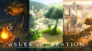 Ashes of Creation zeigt PvE im ...