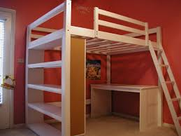 loft bed with desk and stairs plans ayresmarcus