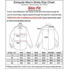 Durable Service Emiqude Mens Flannel 100 Cotton Slim Fit