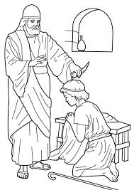 Small Picture Samuel anoints Saul coloring page 2016 Discipleland Pinterest