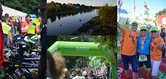 The ironman distance (140.6 miles / 226.2 kilometers) version of the race has been held since 1990, and the short distance version since 1984. Datev Challenge Roth Wearetriathlon Uvex Group