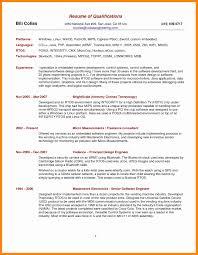 Resume Skills And Abilities Resume Online Builder