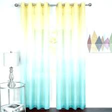 bright blue curtains curtain panels light turquoise medium size of sheer inches eyelet bright blue curtains