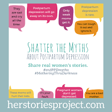 "help ""shatter the myths"" about postpartum depression red wine  finalmttdgraphic1 1"