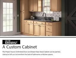 drawer base stock cabinet