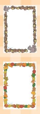 Preschool Page Borders Viametris Info